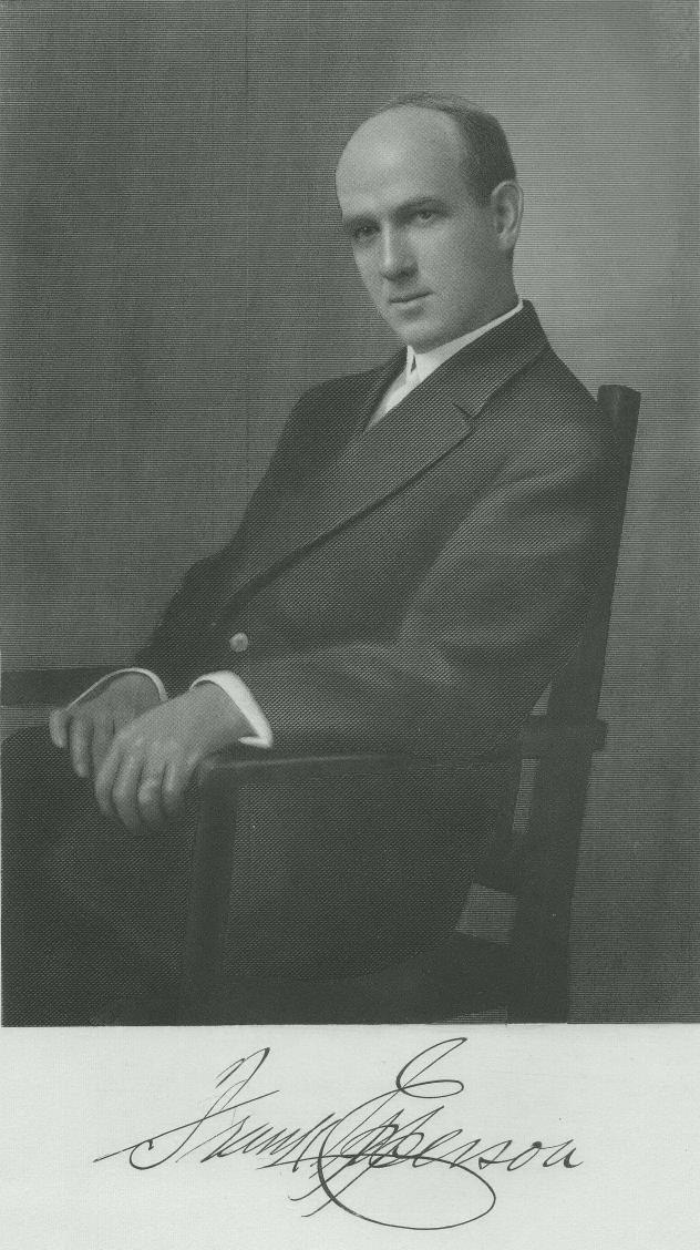 Frank Epperson 1905